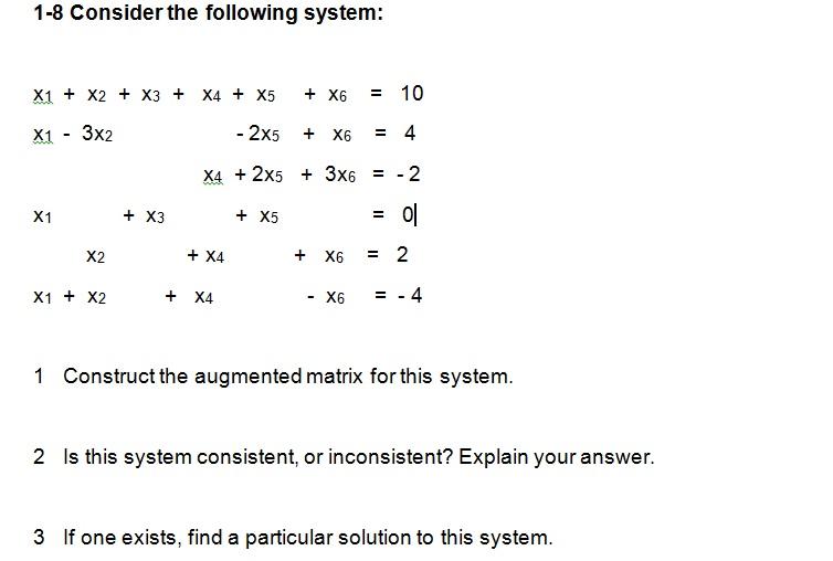 Solved Linear Algebra And Matrix Theoryif Possilbe C