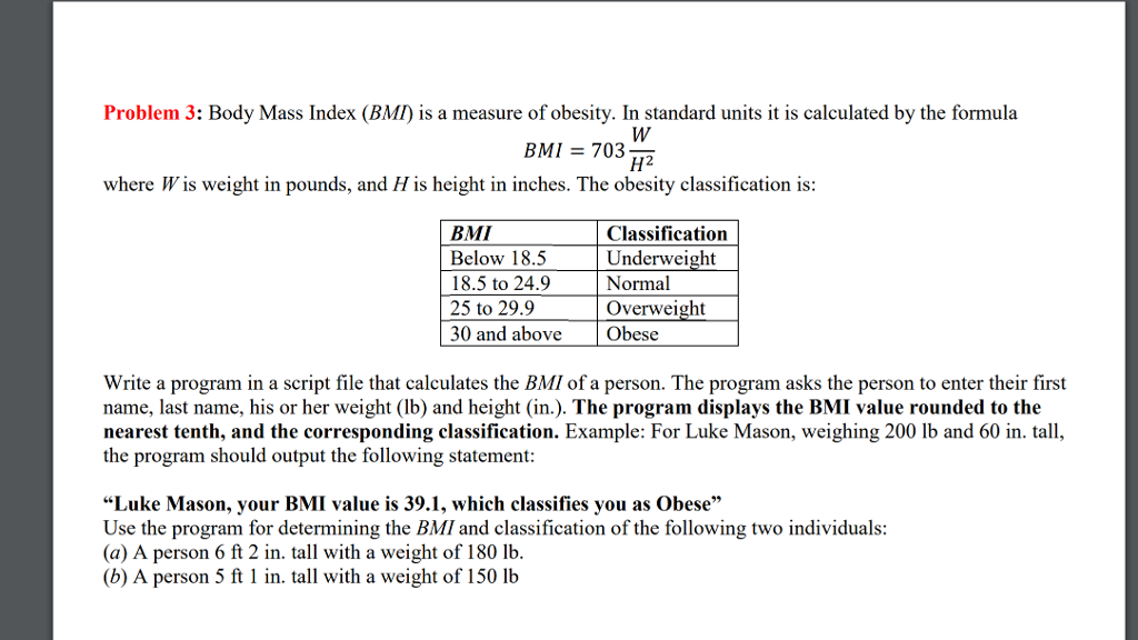 How Tos Wiki 88 How To Calculate Bmi Example-2129