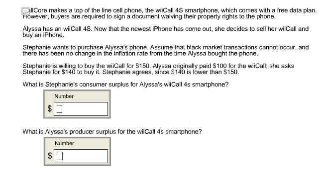 Solved: Core Makes A Top Of The Line Cell Phone, The WiiCa