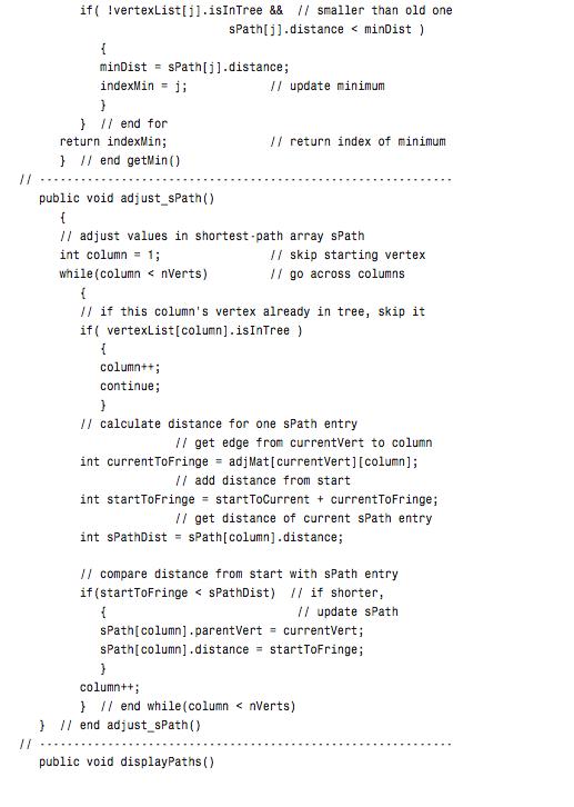 Solved: Modify The Path java Program (Listing 14 2) To Pri