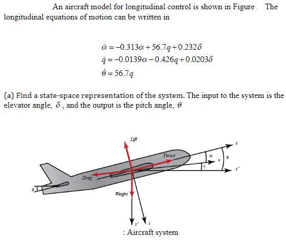 aircraft equation of motion thesis Equations of motion (eom) for the condor aircraft, and effectively set the kestrel autopilot gains based on the predicted eoms with a successful programming of the.