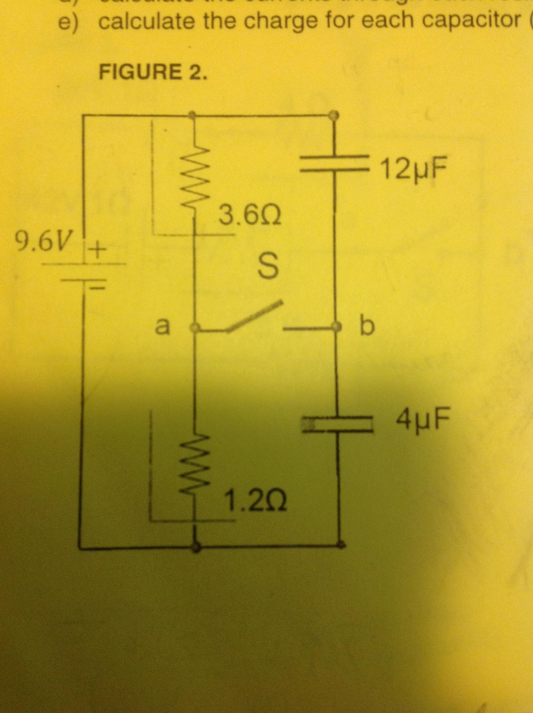 Dc Circuit Calculations Solved For In Figure 2 The Voltage Source Has Image Zero Internal Resistance