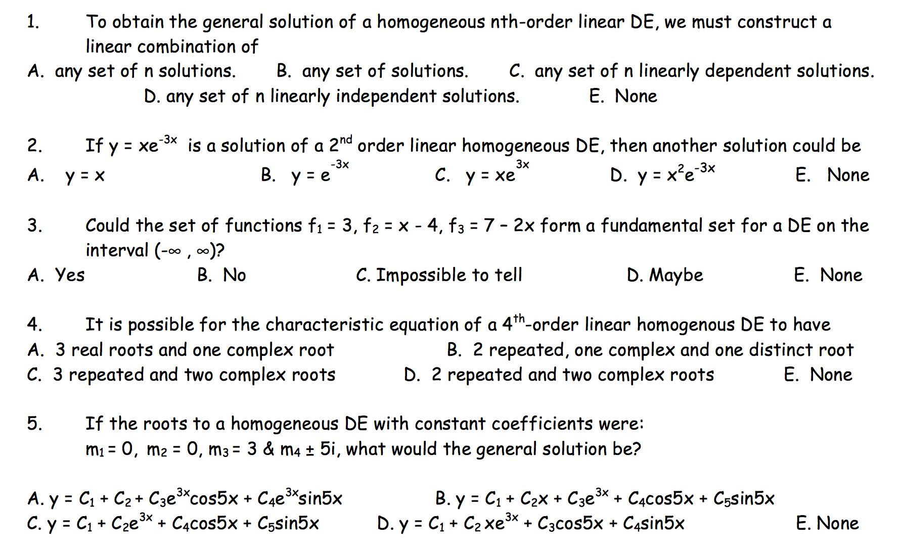 Homework Help / Middle School Math