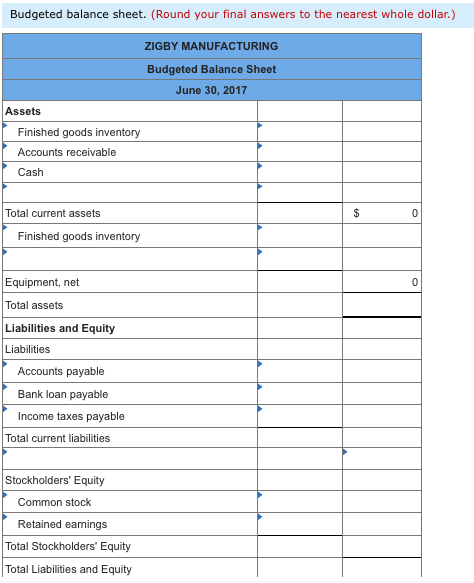 What is Financial Budget | How to Plan ? Various Sections