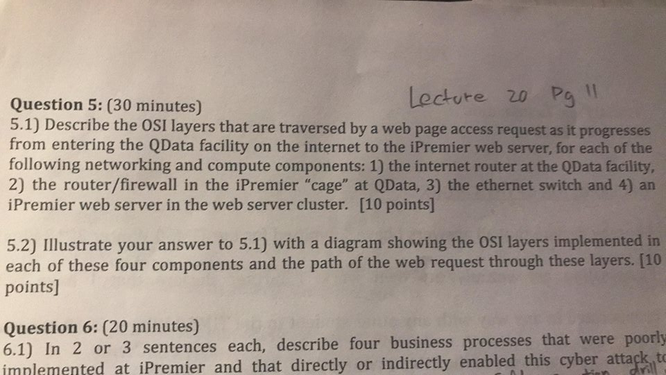 Solved  Qdata Facility Rowcr