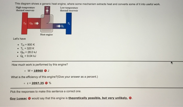 Solved: This Diagram Shows A Generic Heat Engine, Where So... | Chegg.comChegg