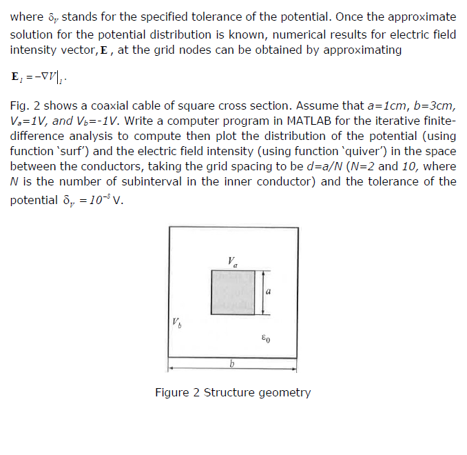 Finite-Difference Method For Numerical Solution Of