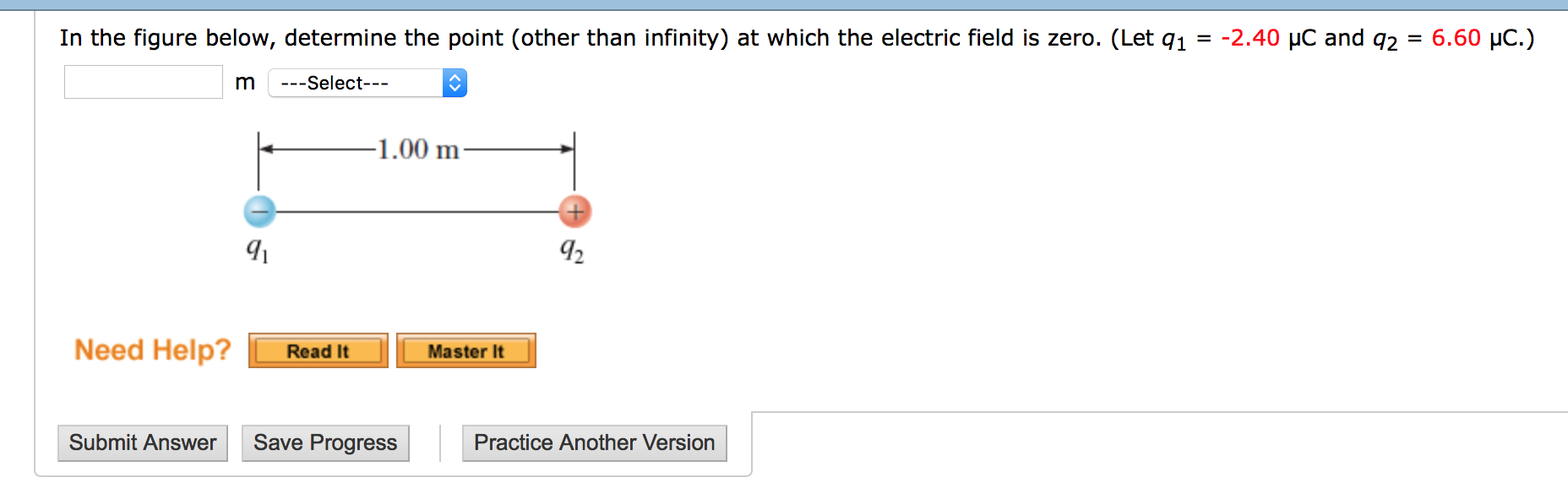 In the figure below, determine the point (other th