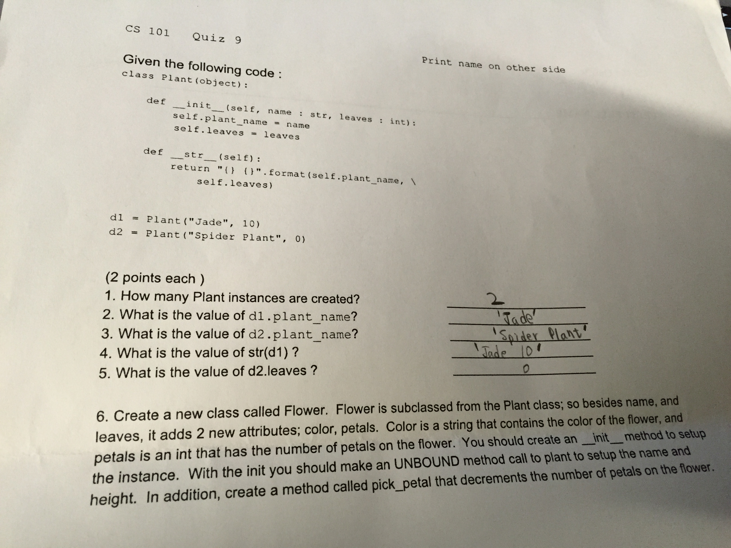 Solved: Hello, Can Someone Help With These Questions For P