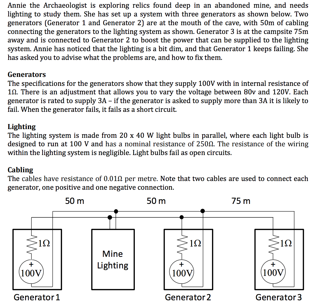 Solved Draw A Circuit Diagram Of The System Described Abo Wiring See More Show Transcribed Image Text Above Where Possible Simplify By Noting Series And