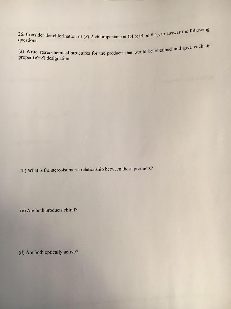c4 chemistry answers