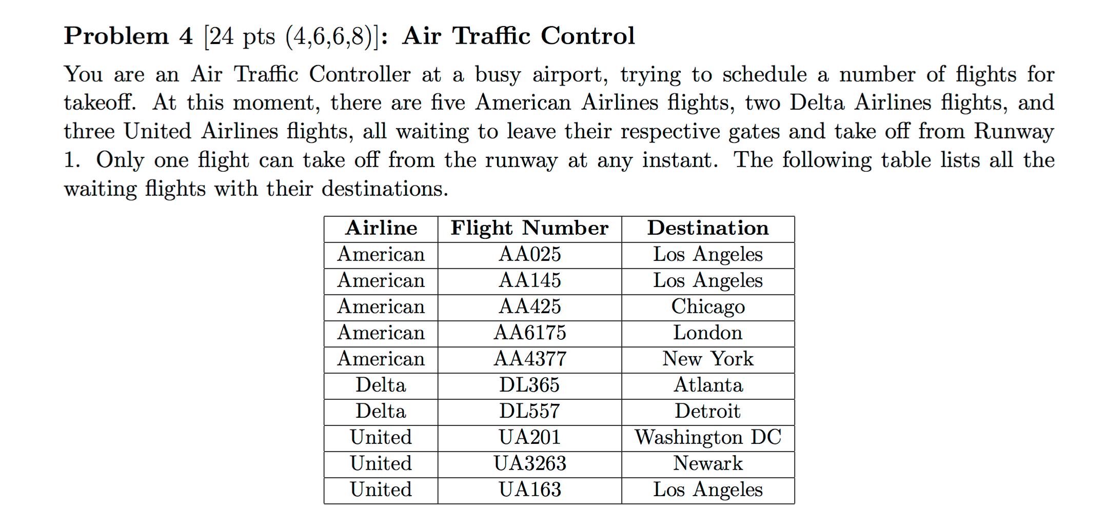 Air traffic 24