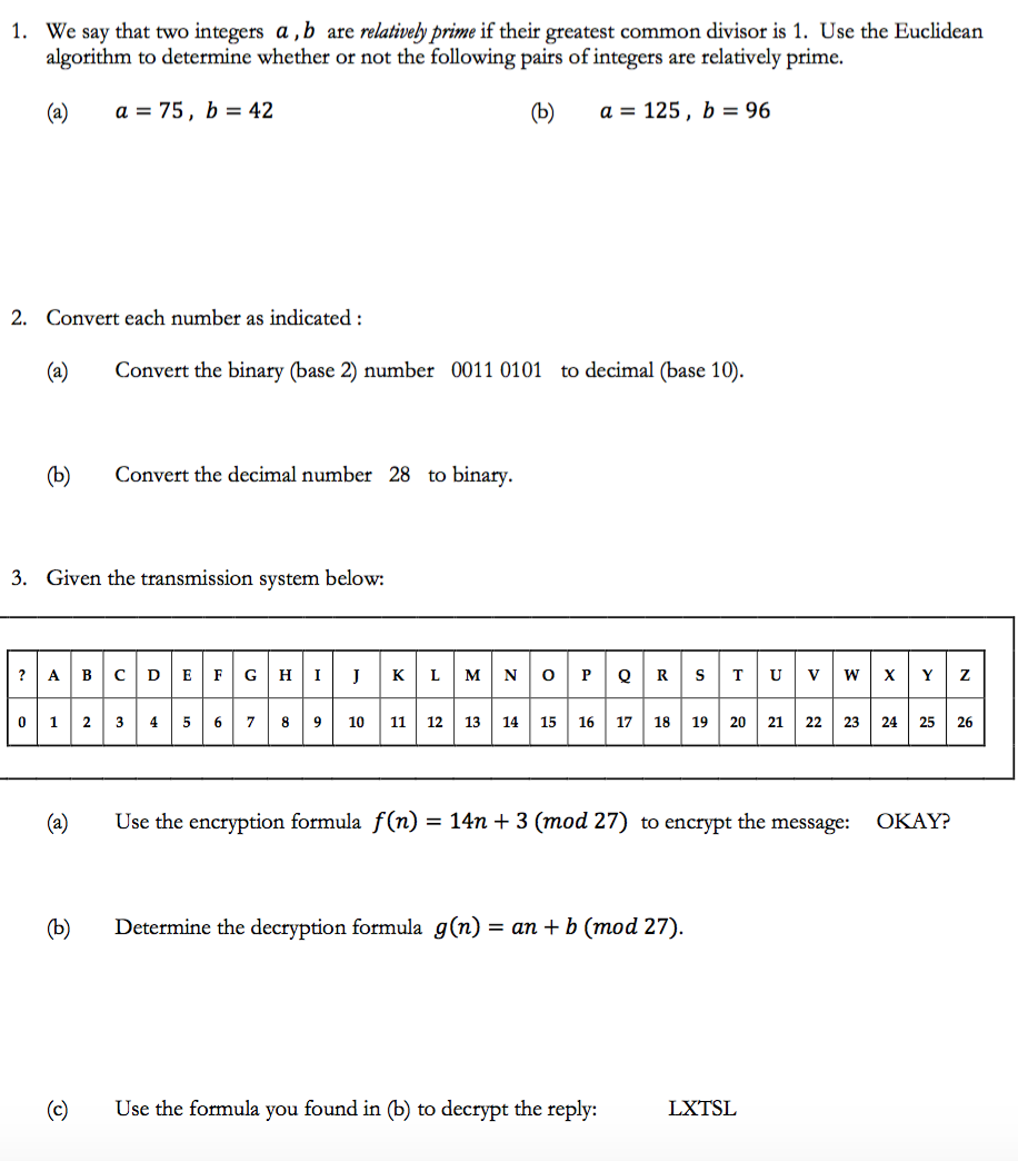 Solved: NEED HELP WITH THIS PRACTICE DISCRETE MATH TEST AS ...