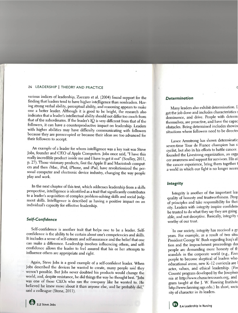 importance of self confidence essay