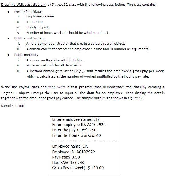 Pay java homework