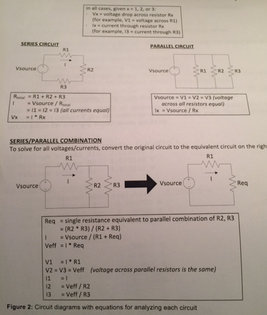 Solved Write A C Or Program Input Your Sho Voltage Drop In Parallel Circuit Expert Answer