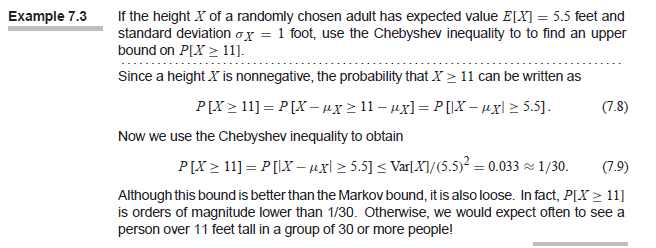 Solved Height Probability Using Chernoff Markov And Che