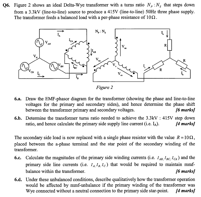 star delta questions and answers pdf