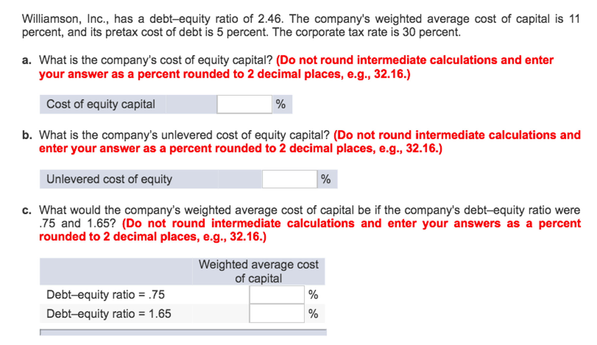 estimate vodafone group cost of equity capital and its weighted average cost of capital Company balance sheet of vodafone group plc at 31 march 160 vodafone group plc  weighted average cost method, is included in the net profit or loss for the period  the accounting policies adopted for specific financial liabilities and equity instruments are set out below capital market and bank borrowings.