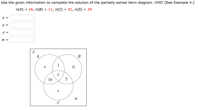 Venn Diagram Examples And Solutions Forteforic