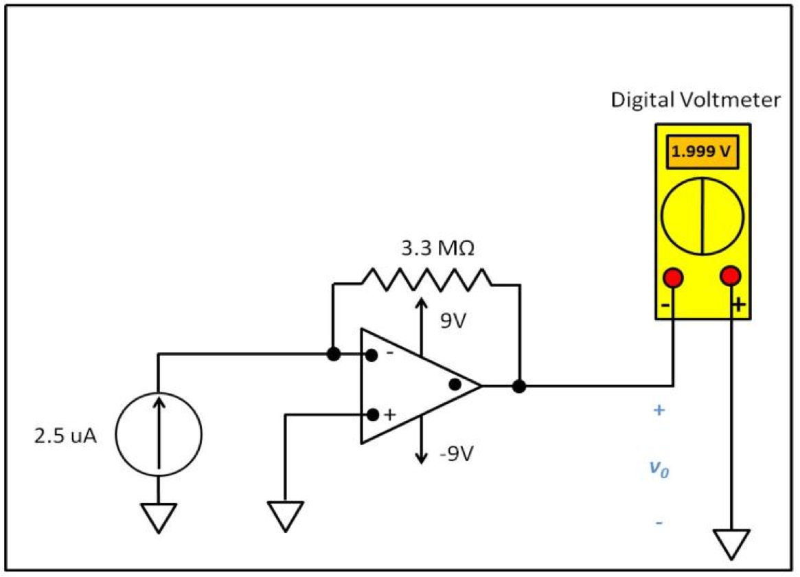 Solved Problem 1 A Digital Voltmeter With Full Scale Related Image Circuit