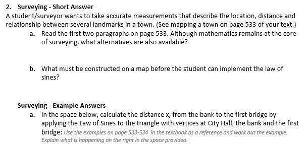 A Student Wants To Draw A Map Of His Hometown To Chegg