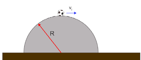 Solved consider kicking a soccer ball of mass m off of consider kicking a soccer ball of mass m off of a draw a free body diagram ccuart Gallery