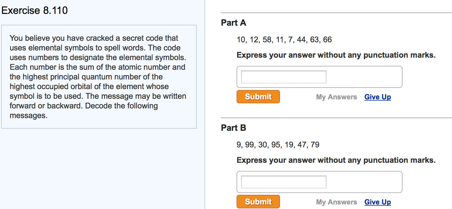 Exercise 8110 You Believe You Have Cracked A Secr Chegg