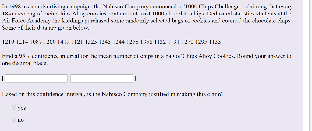 chips ahoy 1000 chips challenge