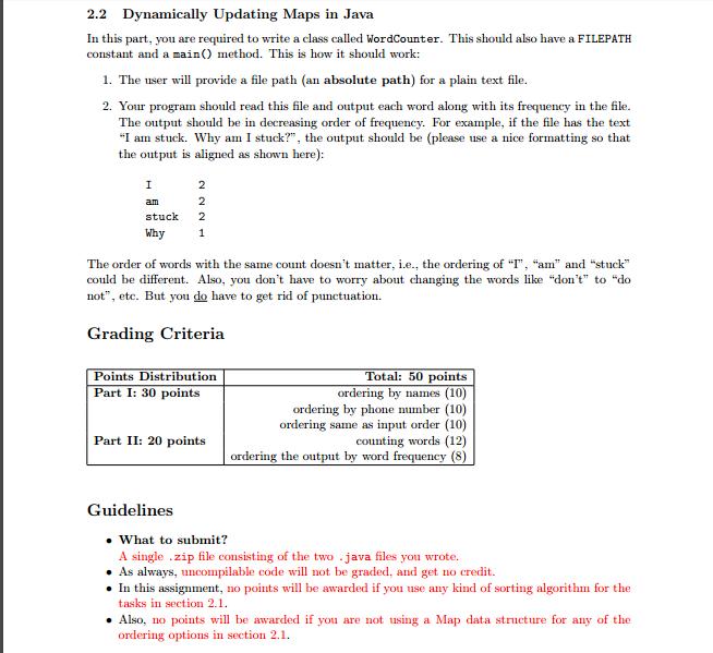 hash table java