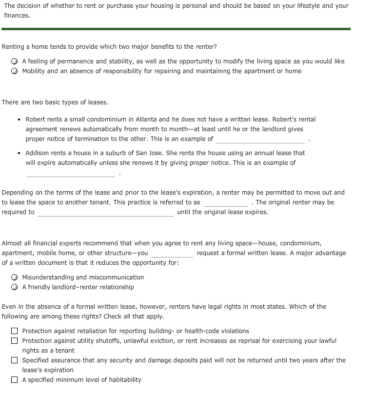 Accounting archive february 09 2018 chegg match the terms associated with housing decisions on the left with the descriptions of the terms on the right read each description carefully and type the fandeluxe Choice Image