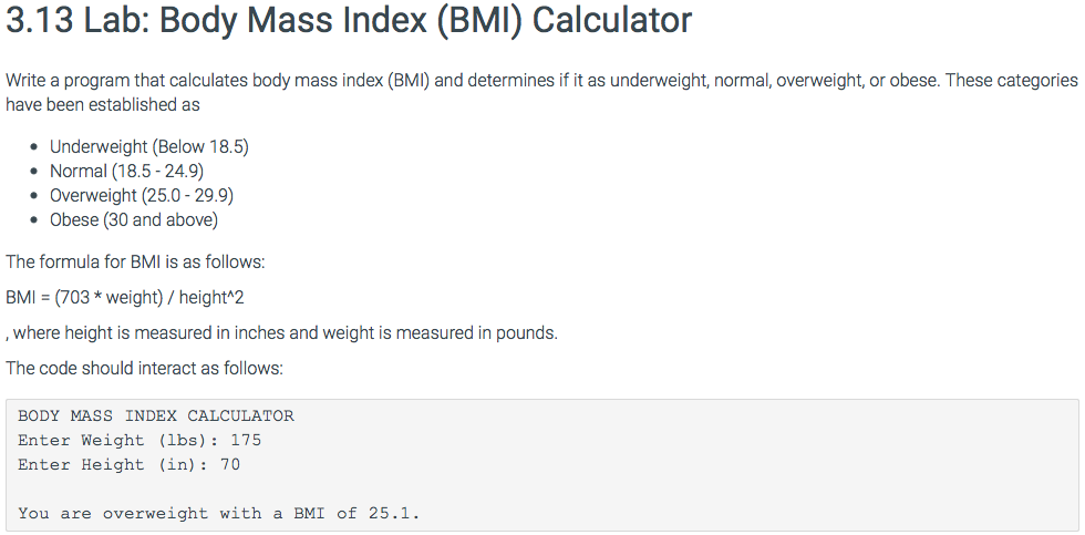 First android app bmi calculator | formget.