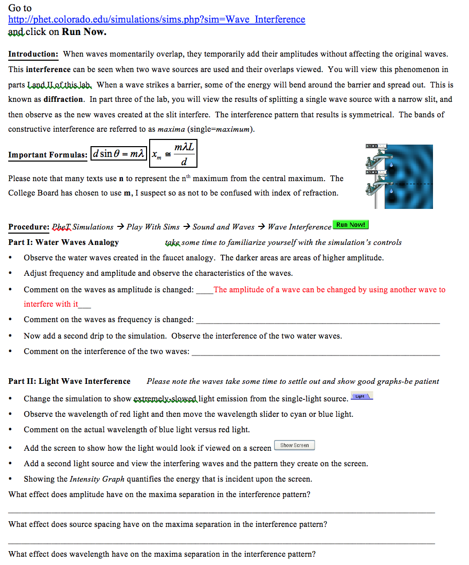 Solved: Go To Htt /phet.colorado.edu/simulations/sims.php ...