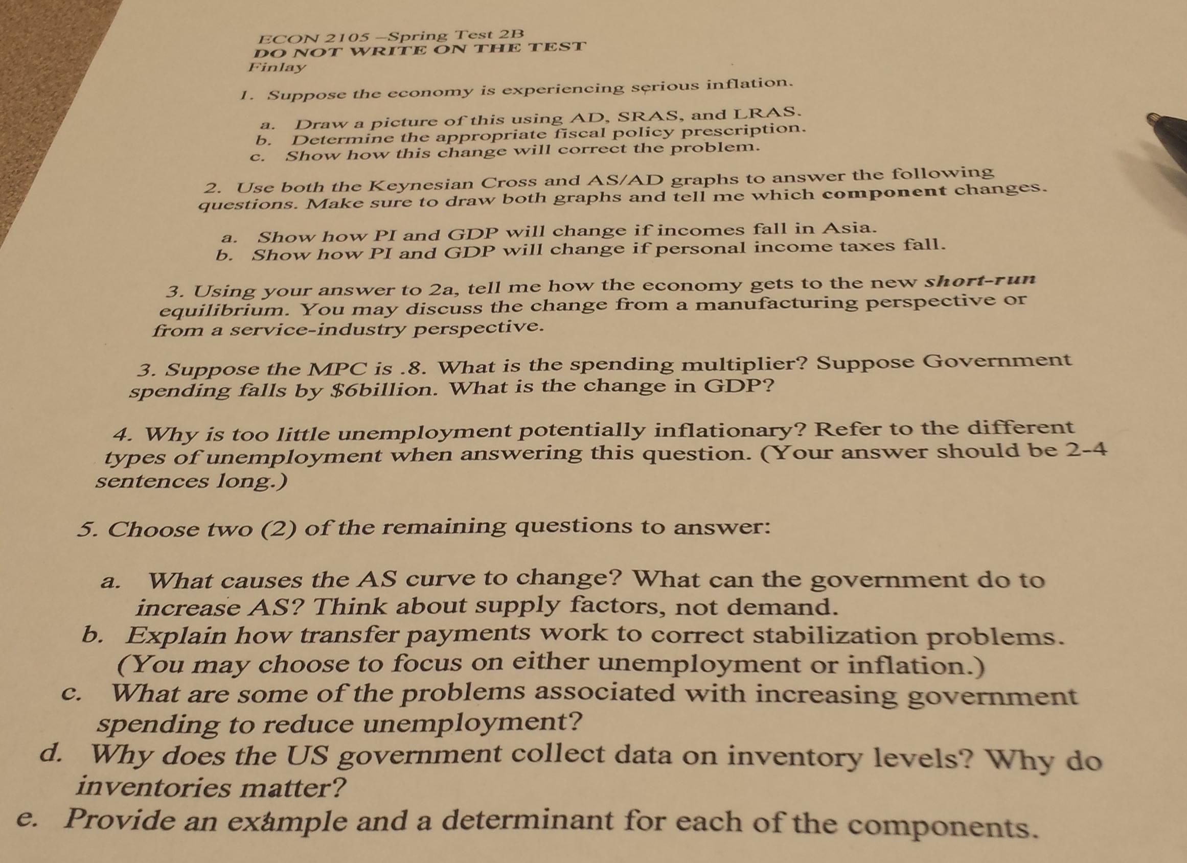 economics archive november 06 2014 chegg com