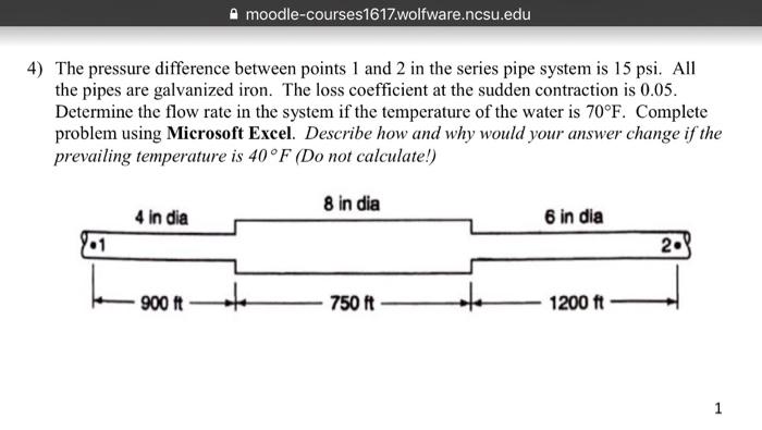 Pipe Flow Calculator Excel