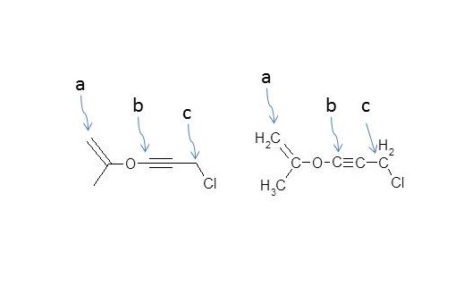 Solved: 1. The Hybridization Of All The Carbon Atoms In Be