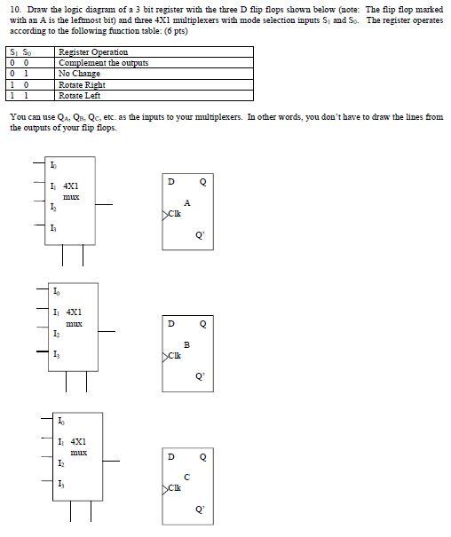 Unique Draw Logic Diagram Image - Electrical Circuit Diagram Ideas ...