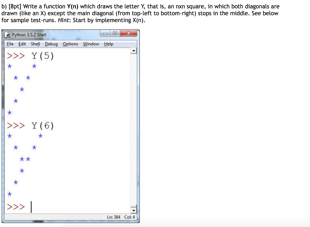 Solved: 3  (ASCII Art, 15pt) Solve The Following Three Pro
