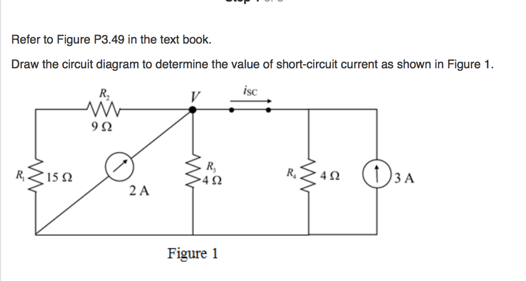 solved refer to figure p3 49 in the text book draw the c basic circuit diagram symbols home wiring diagrams book all diagram