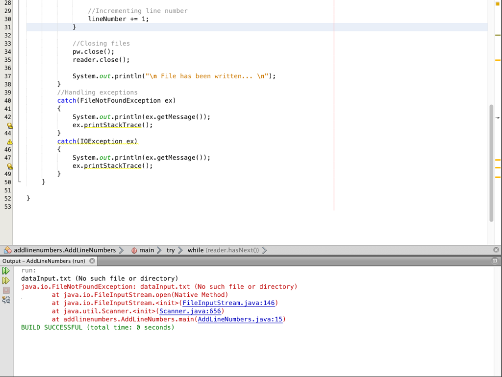 Solved: Fixed The Error Code In My Program. Create A Java