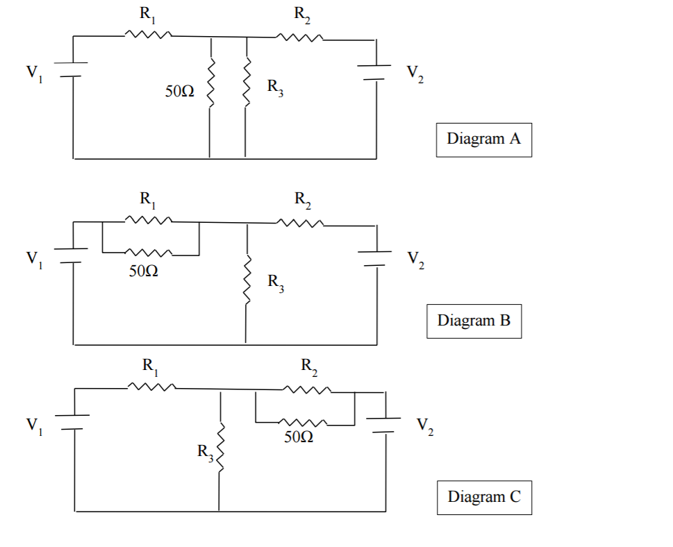 50q a 50q 500 diagram a diagram b diagram c