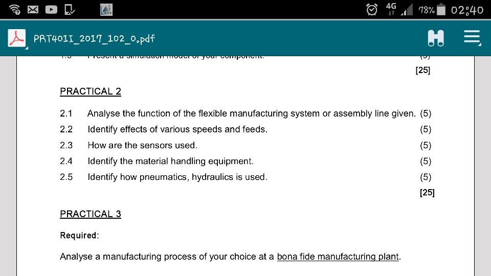 functions of material handling