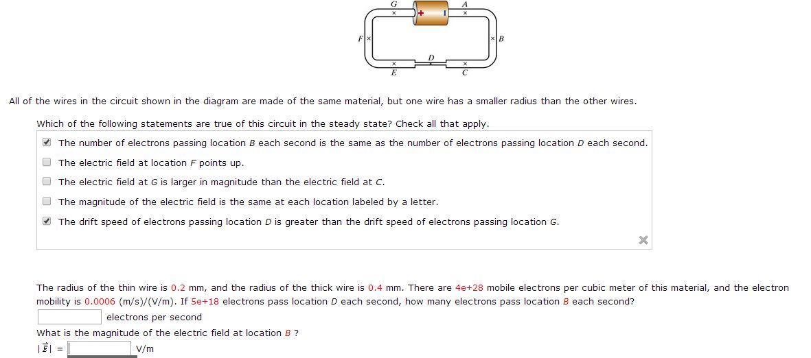 Solved: All Of The Wires In The Circuit Shown In The Diagr ...