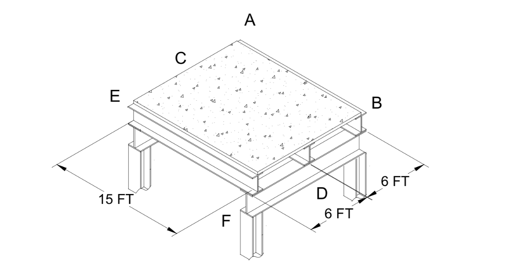 concrete slab diagram