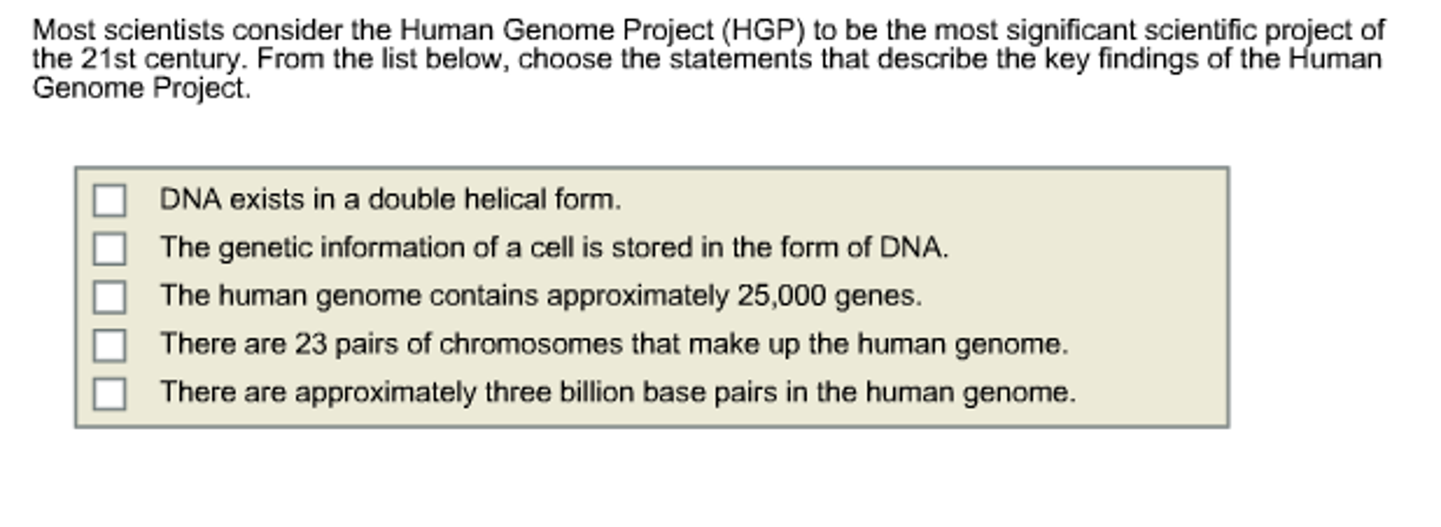 the significance of genetic history in understanding the human genome project First, let me say what a genome is: our genome is all the genetic, inheritable, information that we have a gene is part of a genome the human genome project is an international, but mostly american, research program designed to localize on the human chromosomes in detail the estimated 100,000 human genes, and to determine the complete.