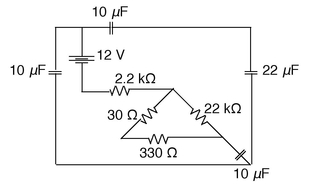 Solved: For The Complex Circuit Below, Calculate: ? The Eq ...