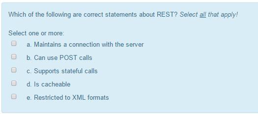 Solved Which Of The Following Are Examples Of Saas Selec