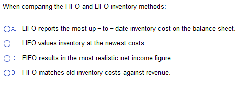 fifo dating sites I get the process of fifo and lifo, but only one thing is confusing me say you had this question units unit pirce total purchases: 1 1 1 purchases: 2 2 4 purchases: 3 3 6 = 11 so the cost of goods available would be 11.
