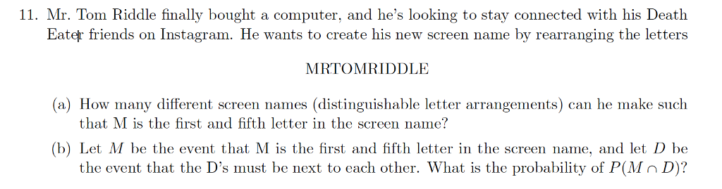 make a screen name