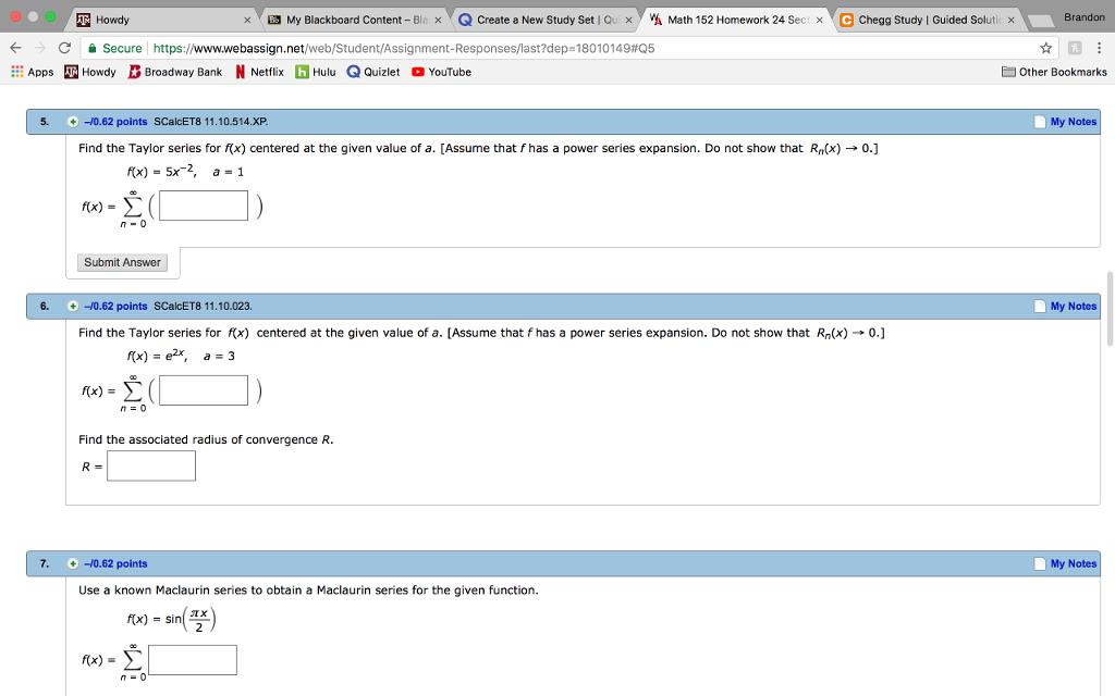 Solved: Howdy ,' E, My Blackboard Content-Bla × ? Q Create